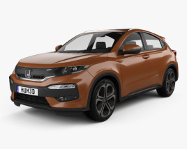 3D model of Honda XR-V 2015