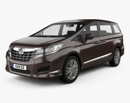 Honda Elysion 2016 3D-Modell