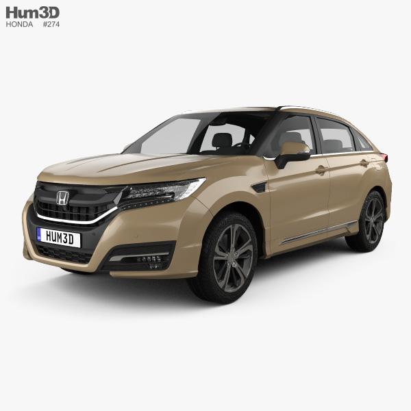 Honda UR-V 2017 3D model
