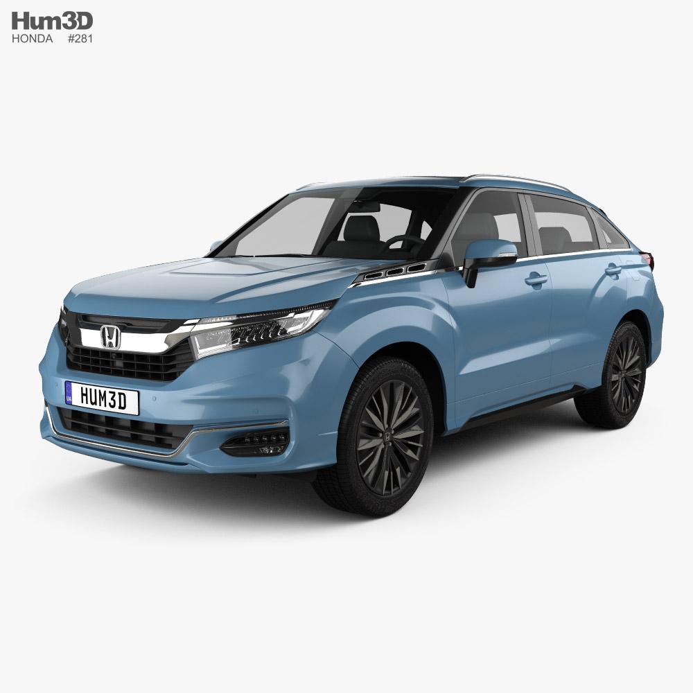 Honda Avancier 2020 3D model