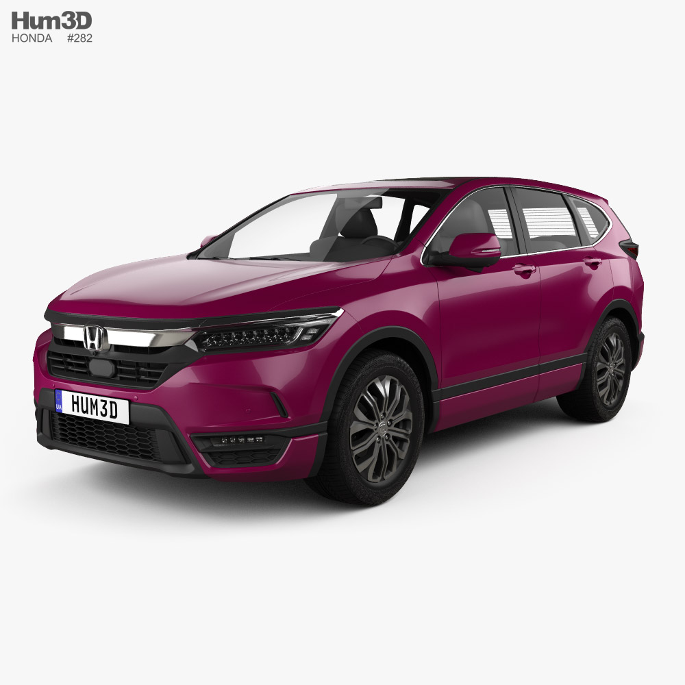 Honda Breeze Sport Turbo 2020 3D model