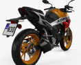 Honda CB190R 2020 3d model