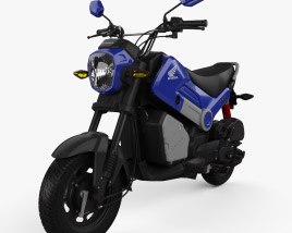 3D model of Honda Navi 2020