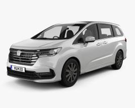 Honda Odyssey Absolute 2021 3D model