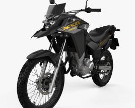 Honda XRE300 ABS 2022 3D model
