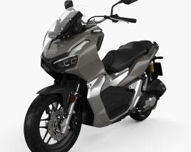 Honda ADV 150 2021 3D model