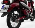 Honda CT125 2021 3d model