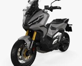 Honda X-ADV 750 2021 3D model