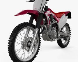 Honda CRF250F 2021 3D model