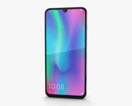 3D model of Honor 10 Lite White