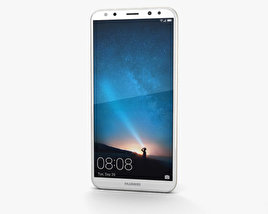 Huawei Mate 10 Lite Prestige Gold 3D model