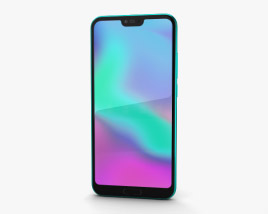 Huawei Honor 10 Phantom Green 3D model
