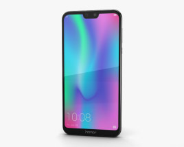 3D model of Huawei Honor 9N Black