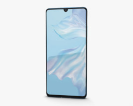 Huawei P30 Pro Breathing Crystal 3D model