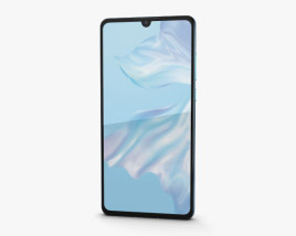 Huawei P30 Breathing Crystal 3D model