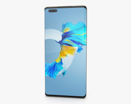 Huawei Mate 40 Pro Green 3D model
