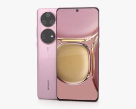 Huawei P50 Pro Pink 3D model