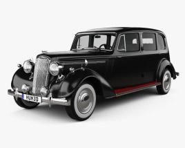 Humber Pullman Limousine 1945 3D model