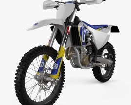 3D model of Husqvarna FC 450 2017