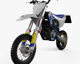 3D model of Husqvarna EE 5 2020