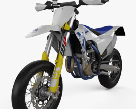 3D model of Husqvarna FS 450 2020