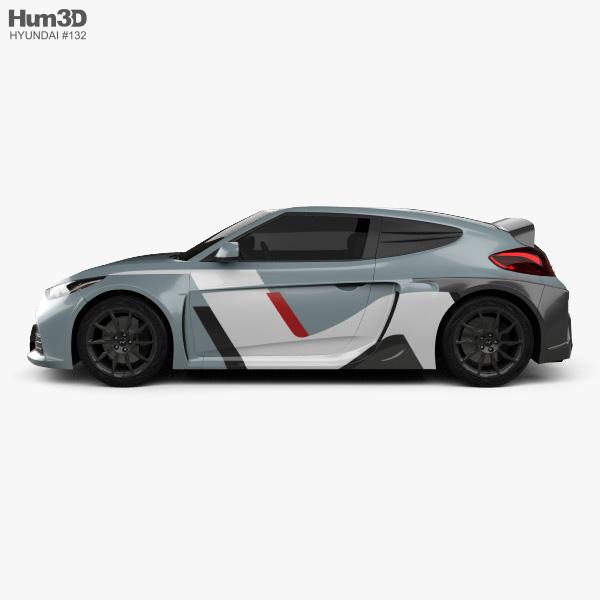 Hyundai RM16 2016 3D model