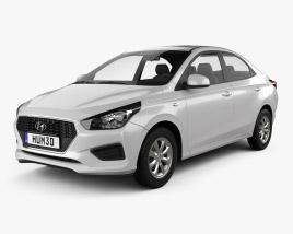 Hyundai Reina 2020 3D model