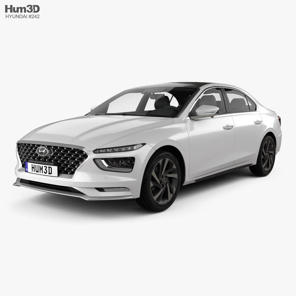 Hyundai Mistra 2020 3D model
