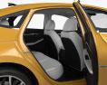 Hyundai Sonata with HQ interior and engine 2020 3d model