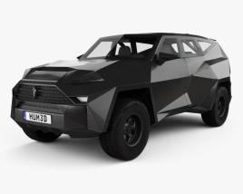 IAT Karlmann King SUV 2019 Modello 3D