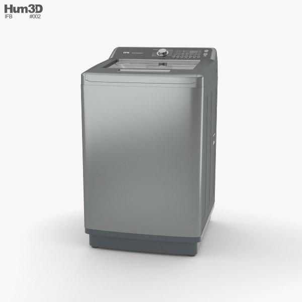 3D model of IFB TL-SDG Washing Machine