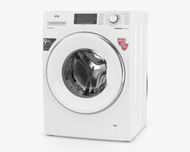 3D model of IFB Executive Plus VX ID Washing Machine
