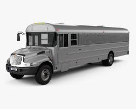 International Durastar Correction Bus 2007 3D model