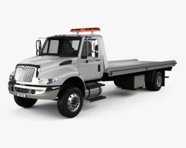 International DuraStar Tow Truck 2002 3D model