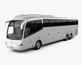 3D model of Irizar i6 Bus 2010