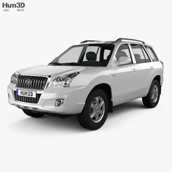 3D model of JAC Rein S1 2011