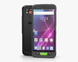 JZIOT V9000P PDA Device 3D model