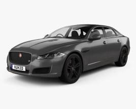 Jaguar XJR575 (X351) 2017 3D model