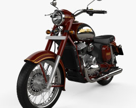 Jawa 300 CL 2021 3D model