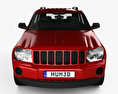 Jeep Grand Cherokee WK Laredo 2005 3d model