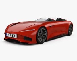 3D model of Karma SC1 Vision 2019