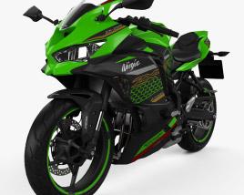 Kawasaki Ninja ZX-25R 2020 3D model