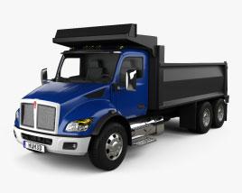 Kenworth T480 Dump Truck 2021 3D model