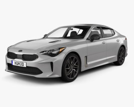 Kia Stinger 200S 2020 3D model