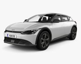 Kia EV6 2022 3D model