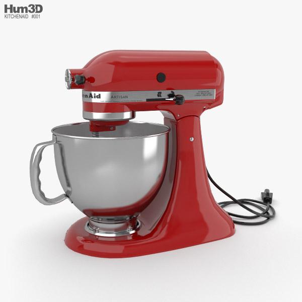 KitchenAid Batedeira Modelo 3d