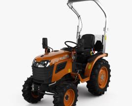 Kubota B1181 Tractor 2020 3D model