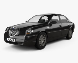 3D model of Lancia Thesis 2002