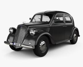3D model of Lancia Ardea 1939