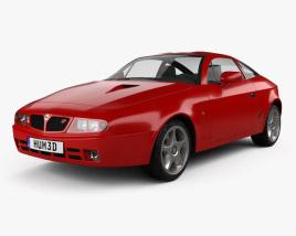 3D model of Lancia Hyena 1992